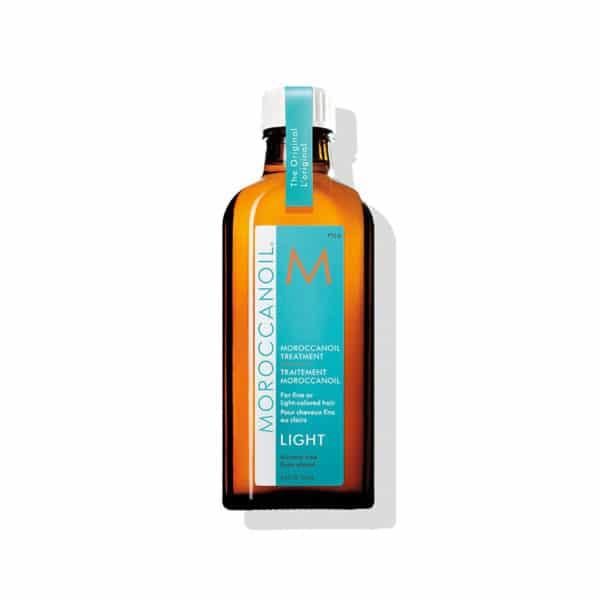 tinh dầu dưỡng tóc moroccanoil treatment light 100ml