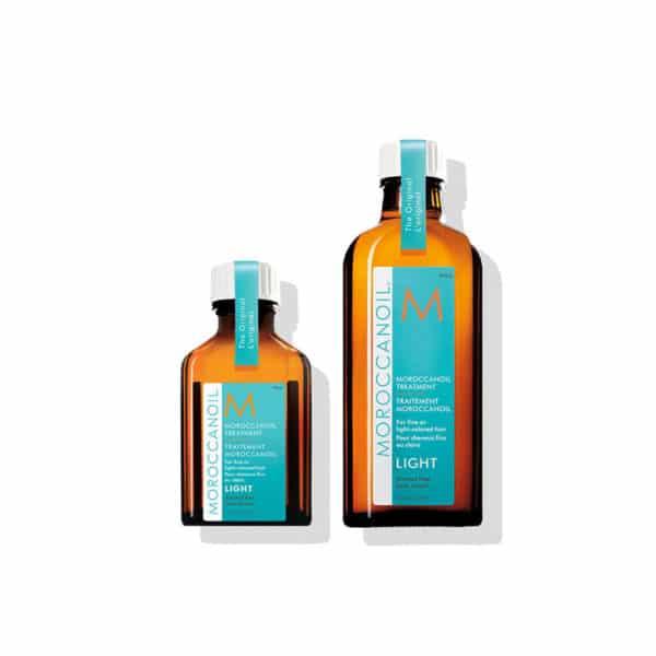 Tinh dầu dưỡng tóc moroccanoil treatment light