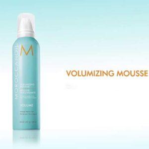 Kem bọt tạo phồng Moroccanoil Volumizing Mousse