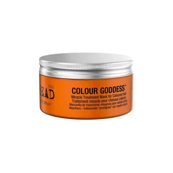 Mặt nạ hấp tóc dưỡng màu TIGI Bed Head Colour Goddess Mask