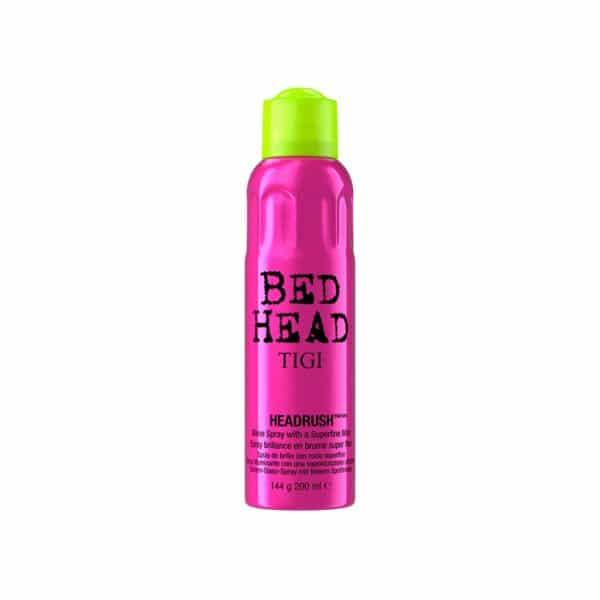 Xịt tạo bóng TIGI Bed Head Headrush Shine Hairspray