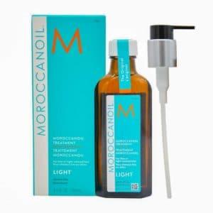 giá dầu dưỡng tóc moroccanoil