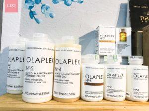 Các sản phẩm Olaplex có sẵn tại cửa hàng LIZI
