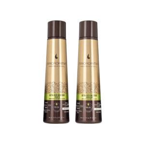 Cặp gội xả Macadamia siêu mượt Ultra Rich Moisture Shampoo 300ml