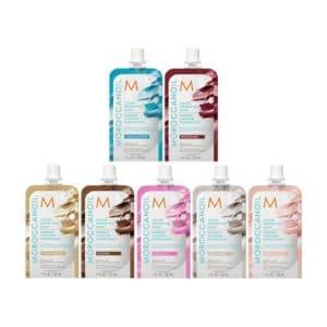 Mặt nạ dưỡng tóc bổ sung hạt màu Moroccanoil Color Depositing Mask 30ml